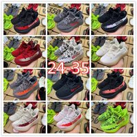 Wholesale volleyball shoes kids for sale - Group buy 2020 V2 Desingers Kids Running Shoes Children Sneakers Boy Girl Trainer Baby Shoes Sports Toddler Calzado para niños