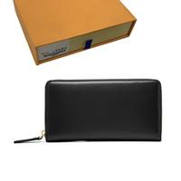 escudo de dinero al por mayor-zippy diseño de lujo cartera Monedero de mujer de diseño de los bolsos carteras billeteras embrague envío titular de la tarjeta monedero del diseñador de cuero con la caja 5454