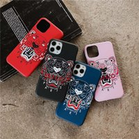Wholesale new china phones for sale - Group buy Luxury phone case For iPhone promax pro P X XS fashion Tiger head new Designer phone case back cover for gifts
