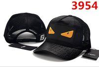 chapéus snapback venda por atacado-2019 nova marca mens designer chapéus snapback bonés de beisebol gorras de luxo moda chapéu osso camionista casquette mulheres causal bola cap alta qualidade
