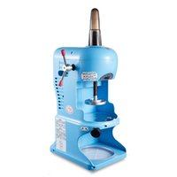 Wholesale snow machines resale online - 110V v Commercial Ice Shaver Machine Taiwanese Shaved Ice Machine Snowflake Shaved Ice Cream Machine Electric Shaved Snow Maker