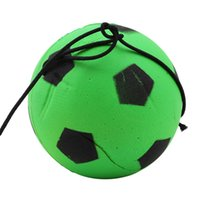 Wholesale bouncy toys for kids for sale - Group buy Kids Toys Bouncy Finger Band Ball Elastic Rubber Ball For Wrist Exercise Hand Finger Stiffness Relief Wrist Bounce Ball