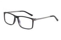 marco gafas hombres miopía al por mayor-Marca Moda Gafas de sol Hombres Mujeres Verano Lujo Lectura Miopía Marcos ópticos Gafas Gafas de sol Gafas de diseñador de Francia con caja