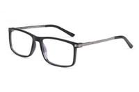 mode lesebrille frauen großhandel-Marke Mode Sonnenbrillen Männer Frauen Sommer Luxus Lesen Myopie Optische Rahmen Brille Sport Sonnenbrille Frankreich Designer Eyewear Mit Box