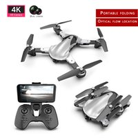 Wholesale X13S folding drone quadcopter K real time image transmission aerial photography HD professional remote control aircraft clearer and faster