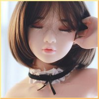hombres juguetes sexuales vaginas realistas al por mayor-De silicona muñecas del sexo 125cm Love Doll real TPE muñeca del sexo vagina realista pecho pequeño realistas atractivas japonesas juguetes para los hombres
