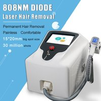 Wholesale cut laser machine resale online - 808nm hair cutting machine smooth legs hair removal epila permanent laser diode hair removal home use