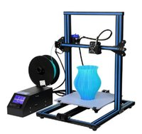 Wholesale 3d printers industrial resale online - A S industrial grade education large size desktop grade home DIY kit d printer