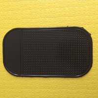 Wholesale sticky gps car dashboard for sale - Group buy 50 Random Color Car Anti Slip Mat for Dashboard Mobile Phone MP3 GPS Mount Bracket Non Slip Sticky Pad
