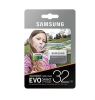 Wholesale 64gb micro sd capacity for sale - Group buy 8GB GB GB GB GB GB Samsung EVO Select Plus micro sd card Actual capacity TF card HD camera SDXC Storage card MB