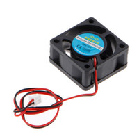 Wholesale 24v pin resale online - Cooling Fan x40x20mm DC V Pin Cooler Brushless Mini Cooling Fan T3LB