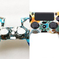 Wholesale accessories video games for sale - Group buy ds4Yi For PS4 Sony Playstation Slim Controller Gel Silicone Soft Flexible Case Cover Shell Rubber Video Game Controller Accessory