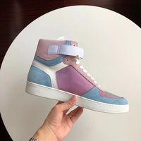 tatuagens tornozelos venda por atacado-Mulheres Sapatilhas 2019 Sapatilhas Da Forma Zapatos de hombre TATUAGEM Match-Up Sneaker Botas Venda Quente Mens Sapatos Ankle Boots High-Top Style2