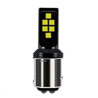 1157 frenli süpürge ampulü açtı toptan satış-1157 BAY15D P21 / 5 W Yüksek Kalite Cree Cips LED Araba Dönüş Sinyali Ampul Fren Lambaları Otomatik Yedekleme Sis Lambaları Gündüz Çalışan Işık