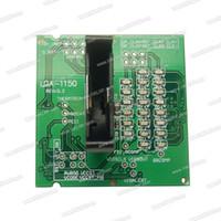 prise de test cpu achat en gros de-Livraison Gratuite Nouvel Ordinateur Portable LGA-1150 LGA 1150 Carte de chargement factice Carte de test CPU Socket Tester
