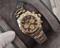 kylie cosmétiques maquillage  achat en gros de-Designer montres montres pour hommes montres de luxe givrés attention reloj de Lujo orologio di lusso montre des hommes de intemporels Daytona Cosmograph
