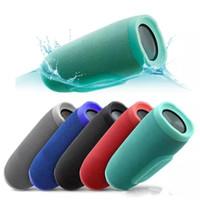bluetooth trois achat en gros de-E3 mini sans fil étanche haut-parleur bluetooth extérieur portable onde de choc trois générations cadeau Hi-Fi Box Haut-parleur étanche