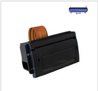 fontes de alimentação da impressora venda por atacado-Miniatura embutida 58MM bilhete impressora térmica Impressora de painel de alta velocidade Fonte de alimentação 5-9V