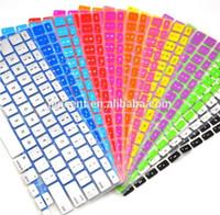 teclado macbook impermeable al por mayor-2018 Protector de la cubierta del teclado del ordenador portátil impermeable de silicona para MacBook Air pro 11.6