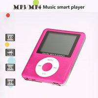 поколение mp4 оптовых-3 поколения MP4 карта с экраном ультратонкой долго Play Fashion подарок музыкальный плеер видео