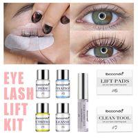 Wholesale eyelashes lifting for sale - Group buy Professional Lash Lift Kit Eyelash Perming Kit for Eyelash Perm with Rods Glue Dropshipping Salon Home Use Lash Lifting Tools