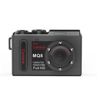 grabadoras de video al por mayor-MQ8 Mini Cámara HD 1080P DV DC Visión Nocturna Mini Videocámara Micro Acción Cámara DV Video Grabadora de Voz