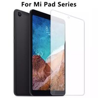 Wholesale mipad tablet resale online - Tempered Glass For Xiaomi Mi Pad Plus Tablet Screen Protector Protective Film On The Ksiomi Xiomi Mipad Mipad4 Pad4 Glas