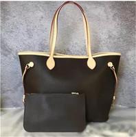 брендовые сумки оптовых-2019 женщин дизайнерские сумки naverfull бренда сумки tote клатч сумки на ремне сумка высокого качества дорожные сумки классический стиль горячие продажи