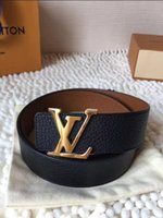 hombres originales cinturones de diseño al por mayor-2019 Top Designer Brand Belt Business Men Classic Flower Belt hecho a mano de alta calidad 125cm Casual Belt Jeans y caja original