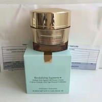 globales freies verschiffen groihandel-Berühmte Marke Gesichtscreme Skin Care revitalisierende Global Power Creme Tag Nachtcreme Gesicht Makeup 50ml Freies Verschiffen heiß
