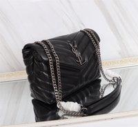 exquisite damen handtaschen großhandel-Neue Ankunft Handtaschen für Frauen Crossbody Flap Bag Exquisite Mit einem Metallbuchstaben ChainTassel Damen Hohe Qualität Sac ein Haupt D-L1