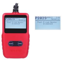ingrosso migliori scanner-Best Sell VC309 Auto ODB2 Strumento OBD II EOBD Car Diagnostic Tool Codice Scanner Fault Reader Styling