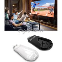 tv için android sopa toptan satış-Mirascreen K4 TV stick Kablosuz WiFi Display Dongle Destek 1080P HD Miracast Airplay DLNA İçin Android IOS Telefon Masa PC