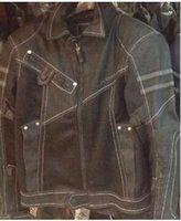 malla de montar chaquetas de moto al por mayor-chaqueta de la ropa resistencia a la caída de la motocicleta de alto rendimiento 2019 primavera Nueva KOMINE JK006 dril de algodón transpirable paseo racing malla