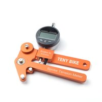 fio falado venda por atacado-Professional Spoke Tensão Medidor de bicicleta Spoke Tensão Medidor de roda de ajuste fio Set Builders ferramenta Roda