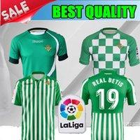 3fab302644b Wholesale 2019 Real Betis Balompié home JOAQUIN adult soccer jersey Real  Betis Balompié green MANDI BARTRA