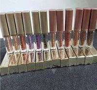 multi-augen-schatten großhandel-Stila Liquid Eyeshadow Contour Textmarker Makeup 12 Farben 4.5ML Liquid Lidschatten Kosmetik Großhandelspreis