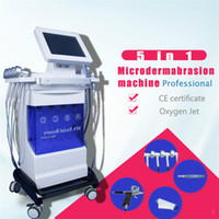 Wholesale used hydra facial machines for sale - Group buy microdermabrasion dermabrasion machine Skin Cleaning black head removal Oxygen Spray Skin Moisturization hydra facial machine SPA beauty use