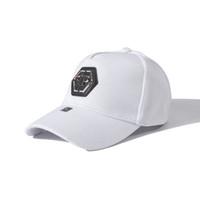 chapéus de verão de tecido venda por atacado-Qp novas mulheres 2019 novo verão chapéus com tecidos importados confortáveis emblemas ferro maneira oposta homens qp odeia