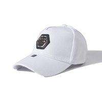 tela para sombrero al por mayor-Qp nuevas mujeres 2019 nuevo verano sombreros con telas importadas confortables insignias hierro de la manera opuesta hombres qp odia