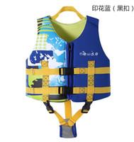 Wholesale kayak jackets for sale - Group buy NEWAO Child Water Sports Baby Life Vest Jacket Kids Neoprene Kayak Boating Swimming Foam Floating Clothing Buoyancy Life Jacket