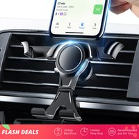 Wholesale phone holder suction cup for sale – best Gravity Car Phone Holder For iPhone X Samsung S10 Suction Cup Car Mount Holder For Phone in Car Mobile Phone Holder Stand