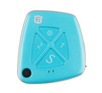 Wholesale gps tracking sos for sale - Group buy G WCDMA personal gps tracker with SOS Alarm Real time tracking RF V42 tracker for kids elder adult With box Free platform APP