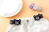 gürtel lagern großhandel-# P051 Linda's store Kreativer Wildkindergürtel Große und mittlere Kinderhose mit verstellbarem Elastikgürtel für Kindergartenbabys