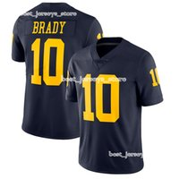 promo code 42ee5 9298c Wholesale Michigan Wolverines Football Jerseys for Resale ...