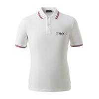 neue modehemden für herren großhandel-Das Herren-T-Shirt, mit Hawk-Buchstaben bestickt, ist das neue Sommer-Designer-Hemd im Jahr 2019. Leisure Fashion Men's Brand Polo, Top Polo T-Shirt