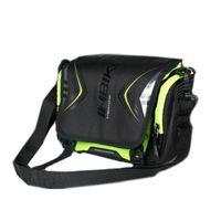 ingrosso vendita delle sella delle moto-Vendita calda INBIKE Grande capacità Bike Front Beam Package Impermeabile Sport all'aria aperta Mountain Bike Saddle Bag Net Bag # 79411
