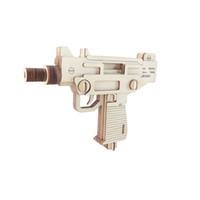 juguetes playmobil al por mayor-Envío gratis --- 3D Puzzle Jigsaw Puzzle Modelo Kit de construcción Pistola Nuevo diseño Venta caliente Clásico Moderno Contemporáneo para niños regalo de juguete Unisex