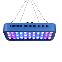 Wholesale blue coral aquarium resale online - 165W Aquarium Light LED Lamp Color Red Blue Ideal For All Kinds Of Water Grass Coral Fish At All Growth Stages