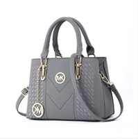 Wholesale tapestry purses resale online - Handbags for Women Large Designer Ladies Shoulder Bag Bucket Purse Fashion Brand PU Leather Big Capacity Top Handle Bags